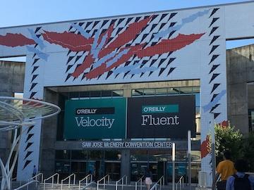 イベント会場のSan Jose Convention Centerの写真